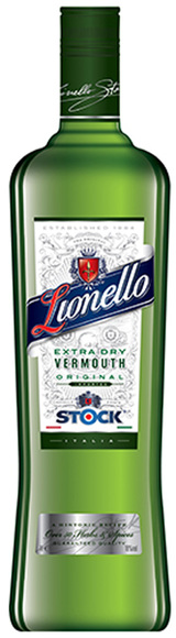 Stock Lionello Extra Dry Vermouth