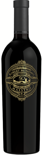 Robert Mondavi Maestro 50th Anniversary Red Blend 2013