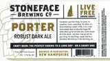 Stoneface Brewing Company Porter