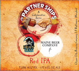Maine Beer Company The Partner Ships Red IPA