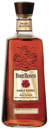 Four Roses Private Selection 102.8 Proof Single Barrel Bourbon