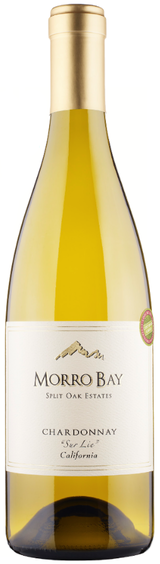 Morro Bay Split Oak Vineyard Sur Lie Chardonnay 2014
