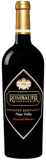 Rombauer Diamond Selection Cabernet Sauvignon 2012