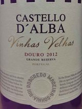Castello d'Alba Old Vines Red 2012