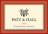Patz & Hall Chenoweth Ranch Pinot Noir 2013