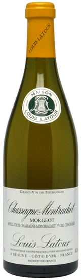 Louis Latour Chassagne Montrachet Morgeot 2012