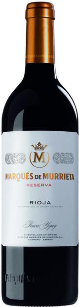 Marques de Murrieta Rioja Reserva 2010