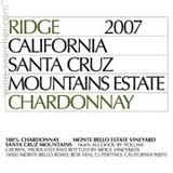 Ridge Vineyards Estate Chardonnay 2016
