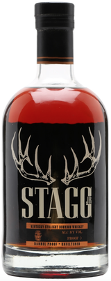 George T. Stagg Stagg Jr. Kentucky Straight Bourbon Whiskey Batch #5 129.7 Proof