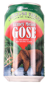 Anderson Valley Brewing Briney Melon Gose