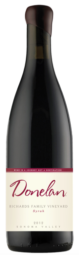 Donelan Richards Family Vineyard Syrah 2012