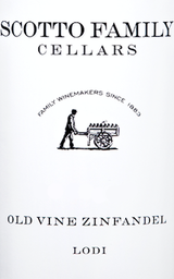 Scotto Cellars Old Vine Zinfandel 2012