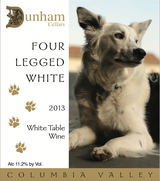 Dunham Four Legged White 2013