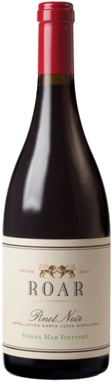 Roar Sierra Mar Vineyard Pinot Noir 2014