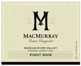 MacMurray Ranch Russian River Valley Pinot Noir 2014