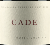 Cade Howell Mountain Cabernet Sauvignon 2013