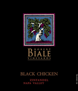 Robert Biale Black Chicken Zinfandel 2014