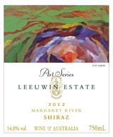 Leeuwin Art Series Shiraz 2012