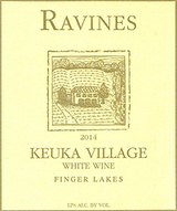 Ravines Keuka Village White 2014