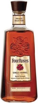 Four Roses Private Selection 116.6 Proof Single Barrel OBSQ Bourbon