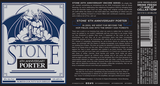 Stone Brewing Co. 6th Anniversary Porter