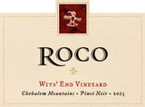 Roco Wines Wits' End Vineyard Pinot Noir 2013