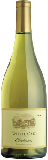 White Oak Russian River Valley Chardonnay 2014