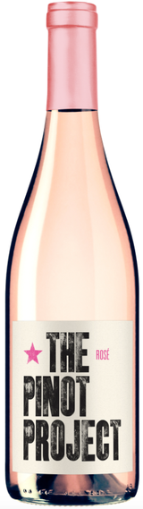 The Pinot Project Rose 2015