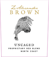 Z. Alexander Brown Uncaged Proprietary Red