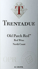 Trentadue Old Patch Red 2014