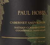 Paul Hobbs Nathan Coombs Estate Cabernet Sauvignon 2013