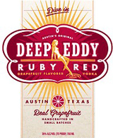 Deep Eddy Ruby Red Grapefruit Vodka