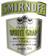 Smirnoff White Grape Vodka