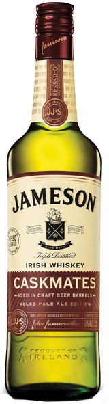 Jameson Caskmates Kelso Pale Ale Edition Irish Whiskey