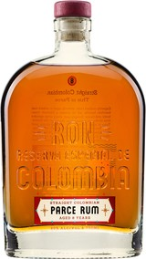 Parce Rum Straight Colombian Rum 8 year old