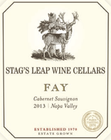 Stag's Leap Wine Cellars Fay Estate Cabernet Sauvignon 2013