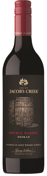 Jacob's Creek Double Barrel Shiraz NV