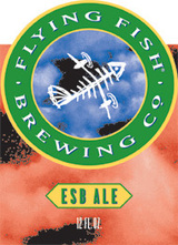 Flying Fish Brewing Co. ESB Ale