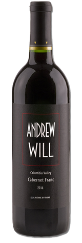 Andrew Will Cabernet Franc 2014