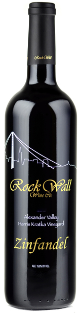 Rock Wall Harris Kratka Vineyard Zinfandel 2013
