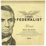 The Federalist Honest Red Blend 2014