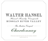 Walter Hansel The Meadows Vineyard Chardonnay 2013