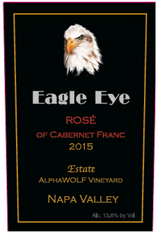 Eagle Eye Rose 2015