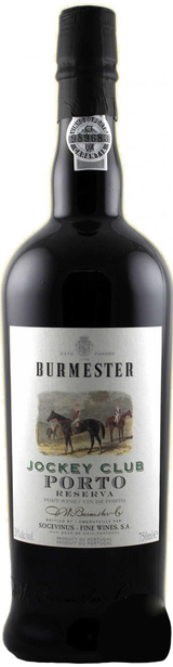 Burmester Jockey Club Reserva 7 year old
