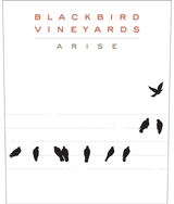 Blackbird Vineyards Arise Red 2013