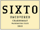 Sixto Uncovered Chardonnay 2013
