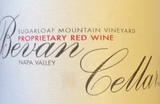 Bevan Sugarloaf Mountain Proprietary Red 2014