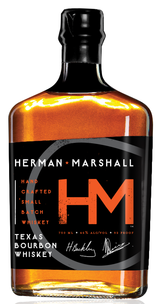 Herman Marshall Texas Bourbon Whiskey