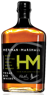 Herman Marshall Texas Rye Whiskey