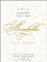 Annabella Special Selection Pinot Noir 2014